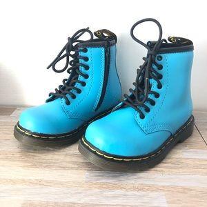 NWOT Dr.  Martens Blue Size 7